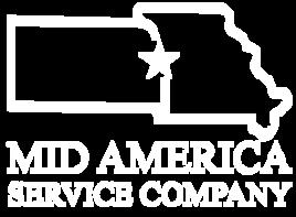 Mid America Service Company Logo
