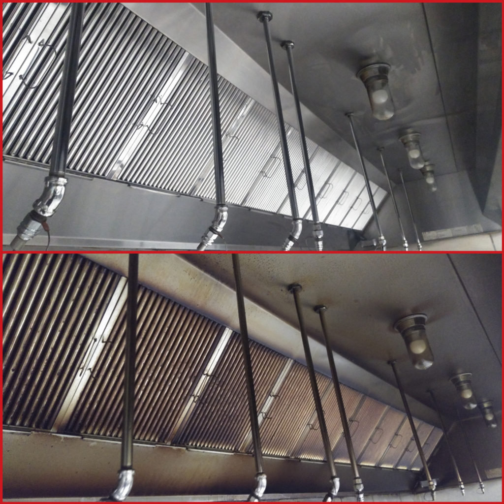Hood Filter/ Vent Cleaning Options for Restaurants